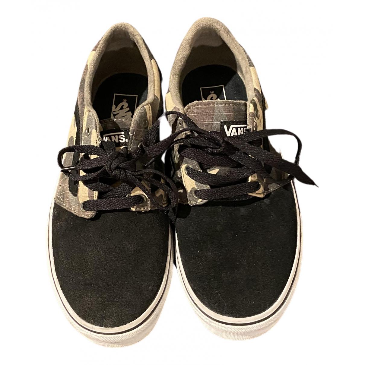 Vans \N Sneakers in  Bunt Leinen