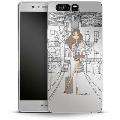 Huawei P9 Silikon Handyhuelle - IRMA In Lyon von IRMA