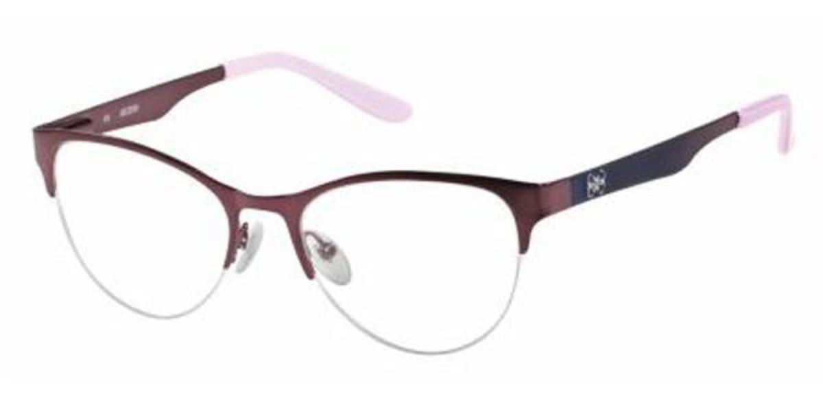 Guess GU 2401 O05 Women's Glasses Blue Size 52 - Free Lenses - HSA/FSA Insurance - Blue Light Block Available