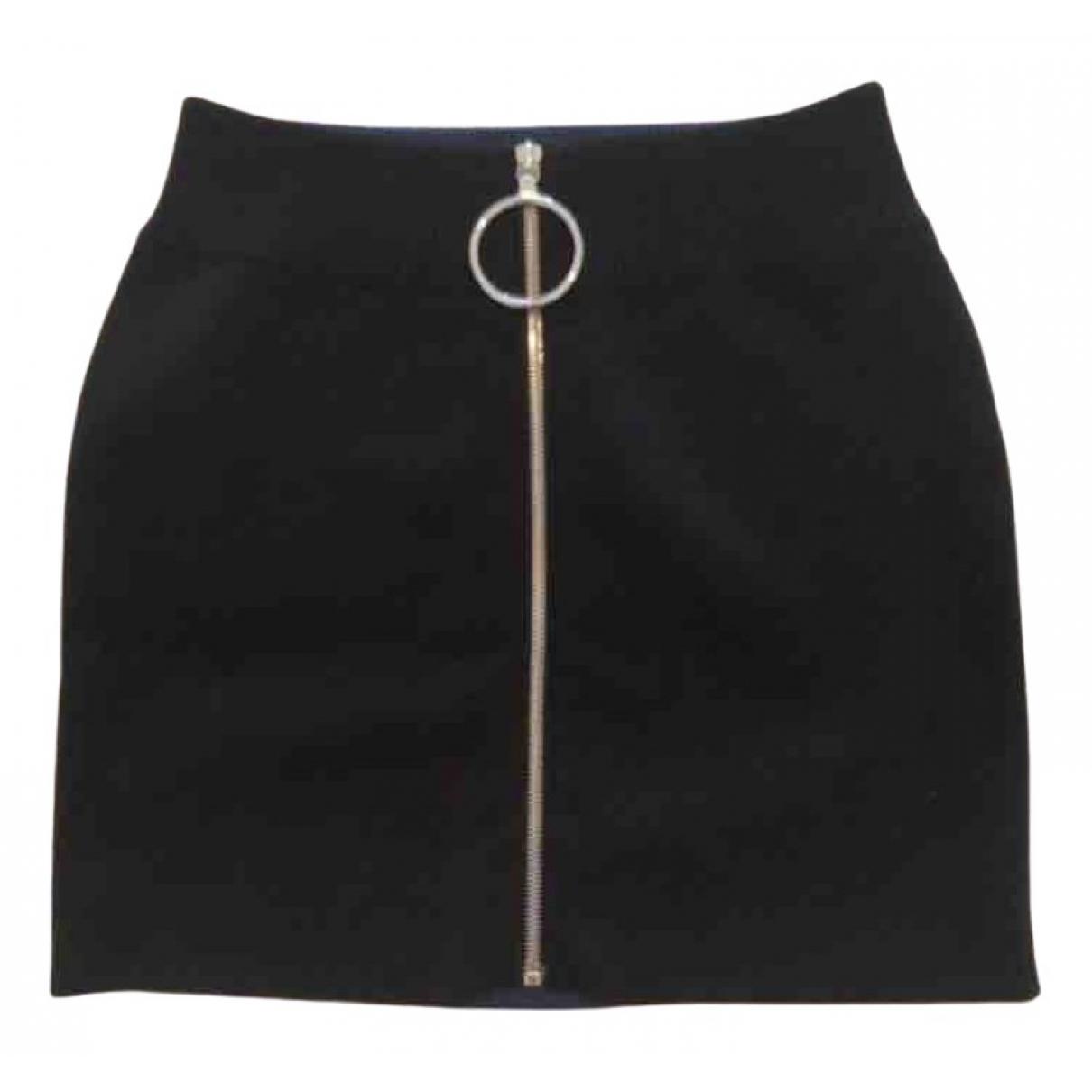 Mini falda Paco Rabanne