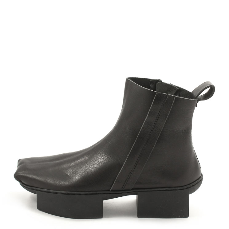 Trippen, Fanny Box Women's Bootees, black Größe 40