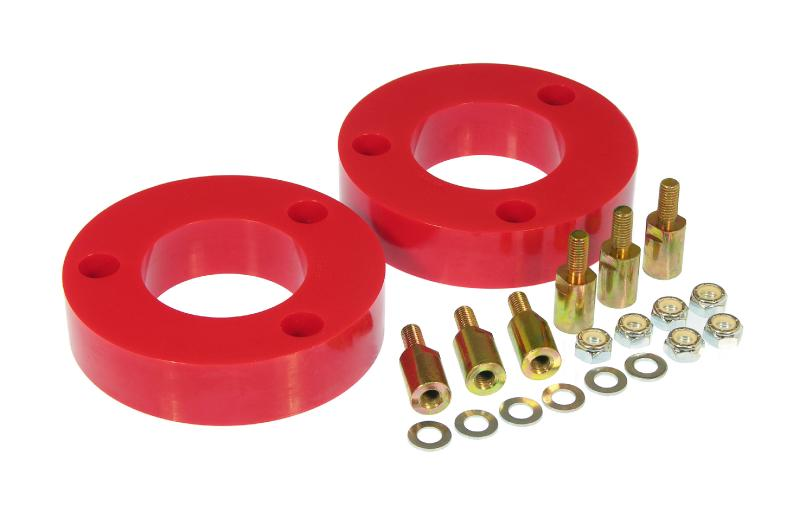 Prothane 4-2003-BL F150 2/4WD 2 FRT SPACER KIT 09 ON Ford F-150 Front 2009-2011
