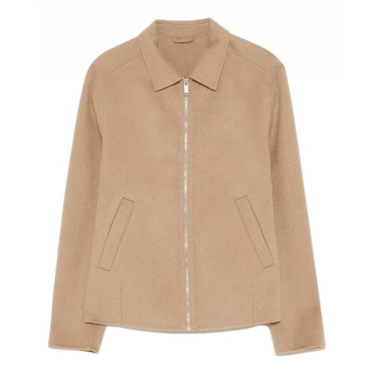 Zara - Vestes.Blousons   pour homme en laine - beige