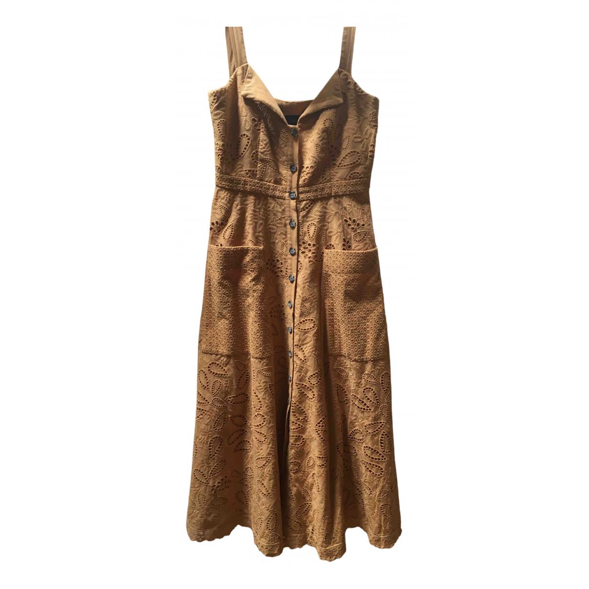 Maxi vestido Saloni