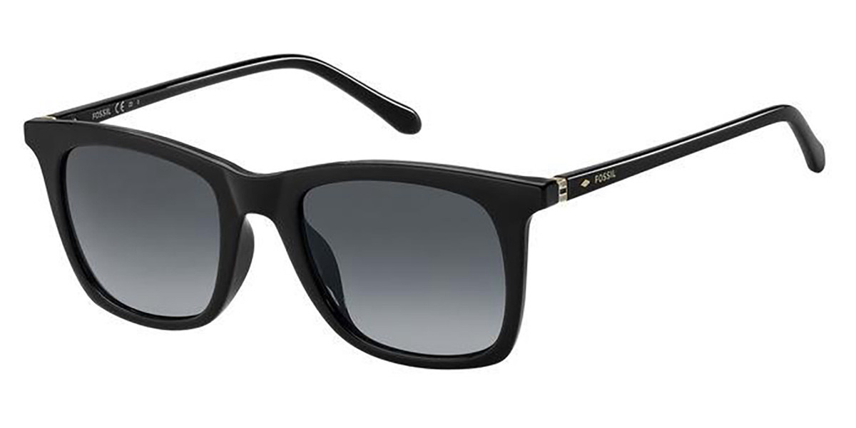 Fossil FOS 3109/G/S 807/9O Men's Sunglasses Black Size 51