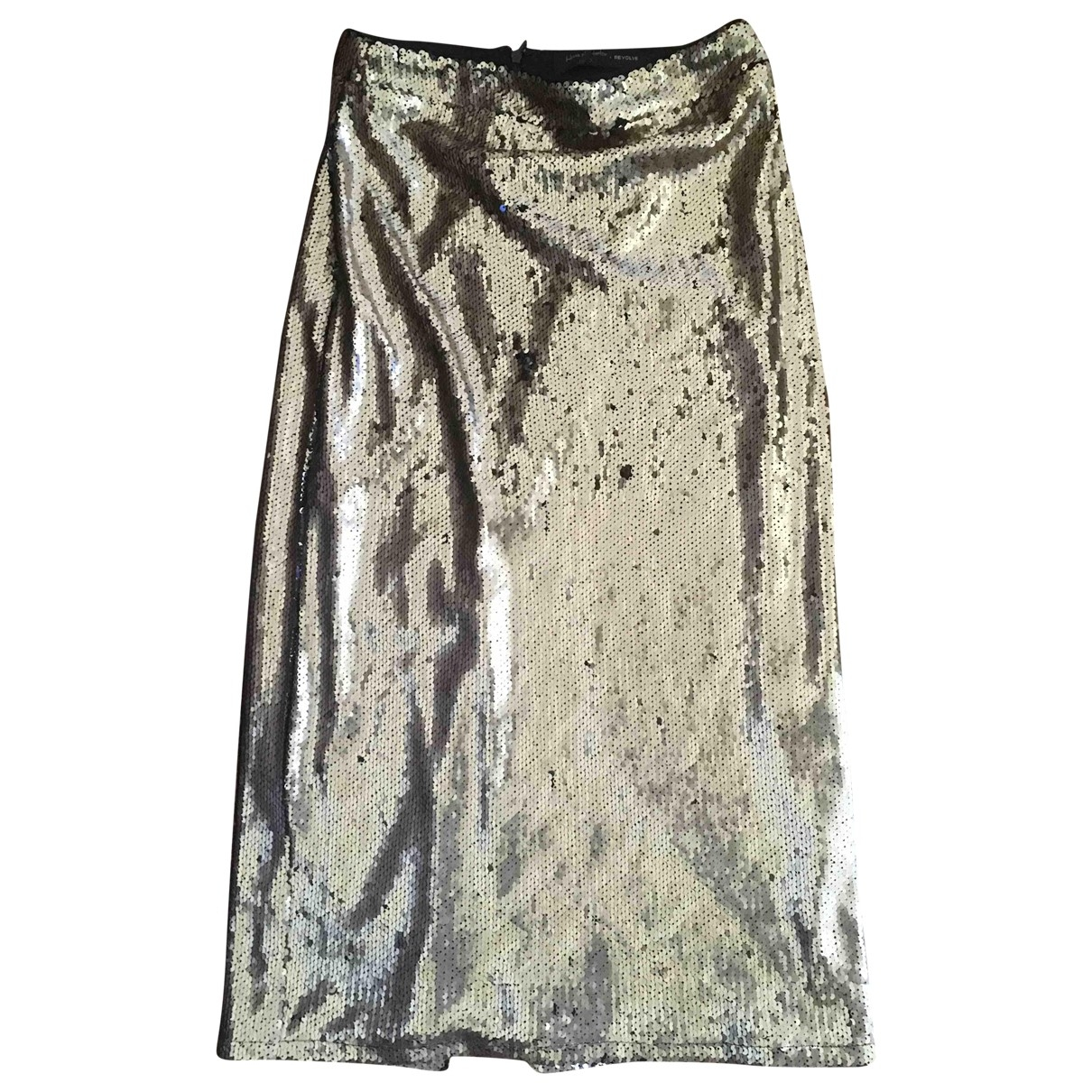 House Of Harlow \N Rocke in  Gold Polyester