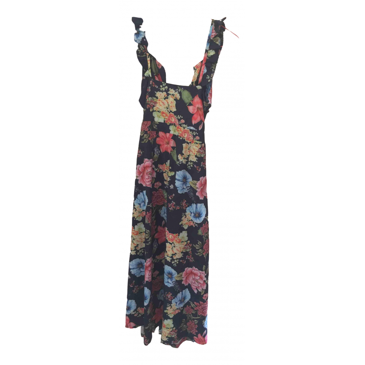 Non Signé / Unsigned \N Blue dress for Women 40 FR