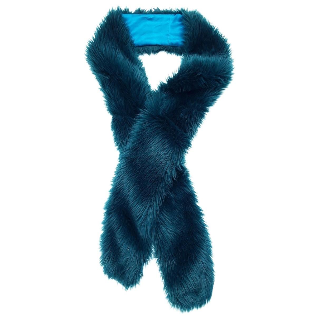 - Foulard Hippie Chic pour femme - turquoise