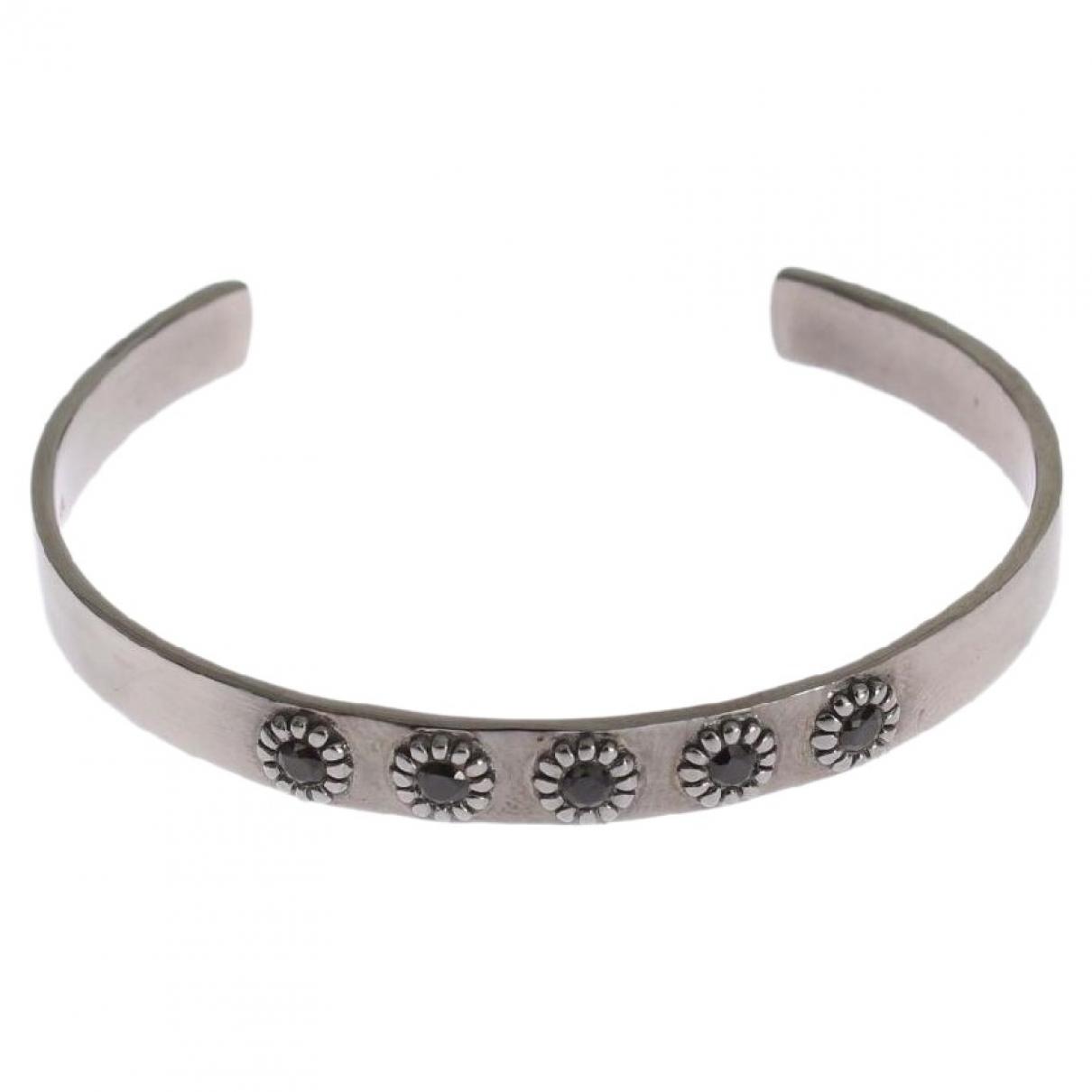 Nialaya - Bracelet   pour femme en argent - argente