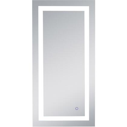 MRE12040 Helios 20In X 40In Hardwired Led Mirror With Touch Sensor And Color Changing Temperature
