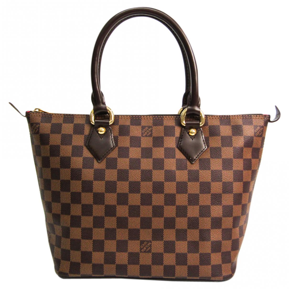Bolso  Saleya de Lona Louis Vuitton