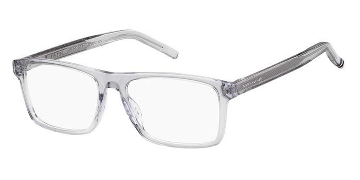Tommy Hilfiger TH 1770 KB7 Men's Glasses Grey Size 55 - Free Lenses - HSA/FSA Insurance - Blue Light Block Available