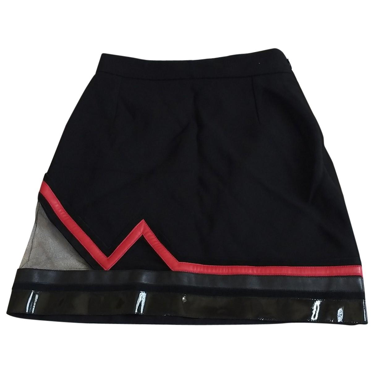 Versace N Black skirt for Women 4 US