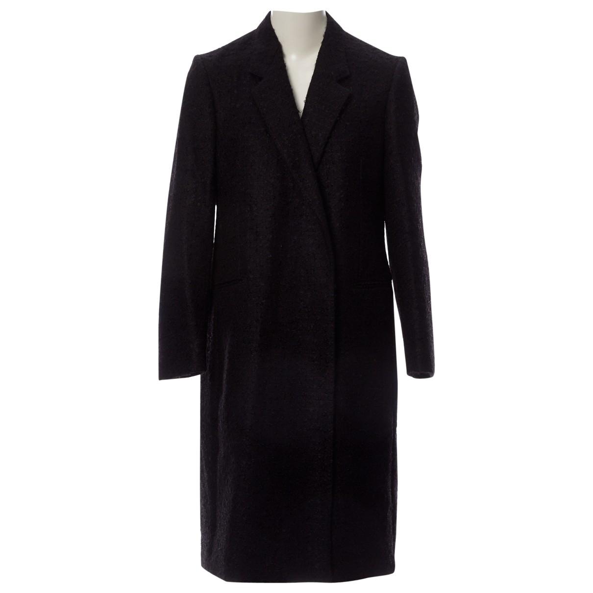 Casely-hayford - Manteau   pour femme en laine - noir