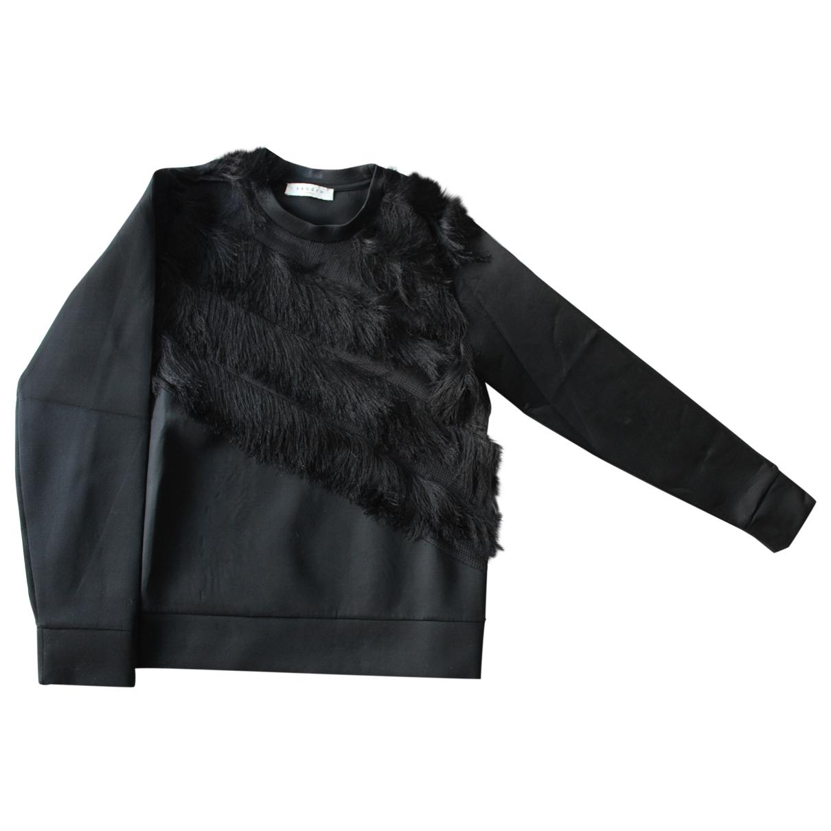Sandro \N Black Knitwear for Women 1 0-5