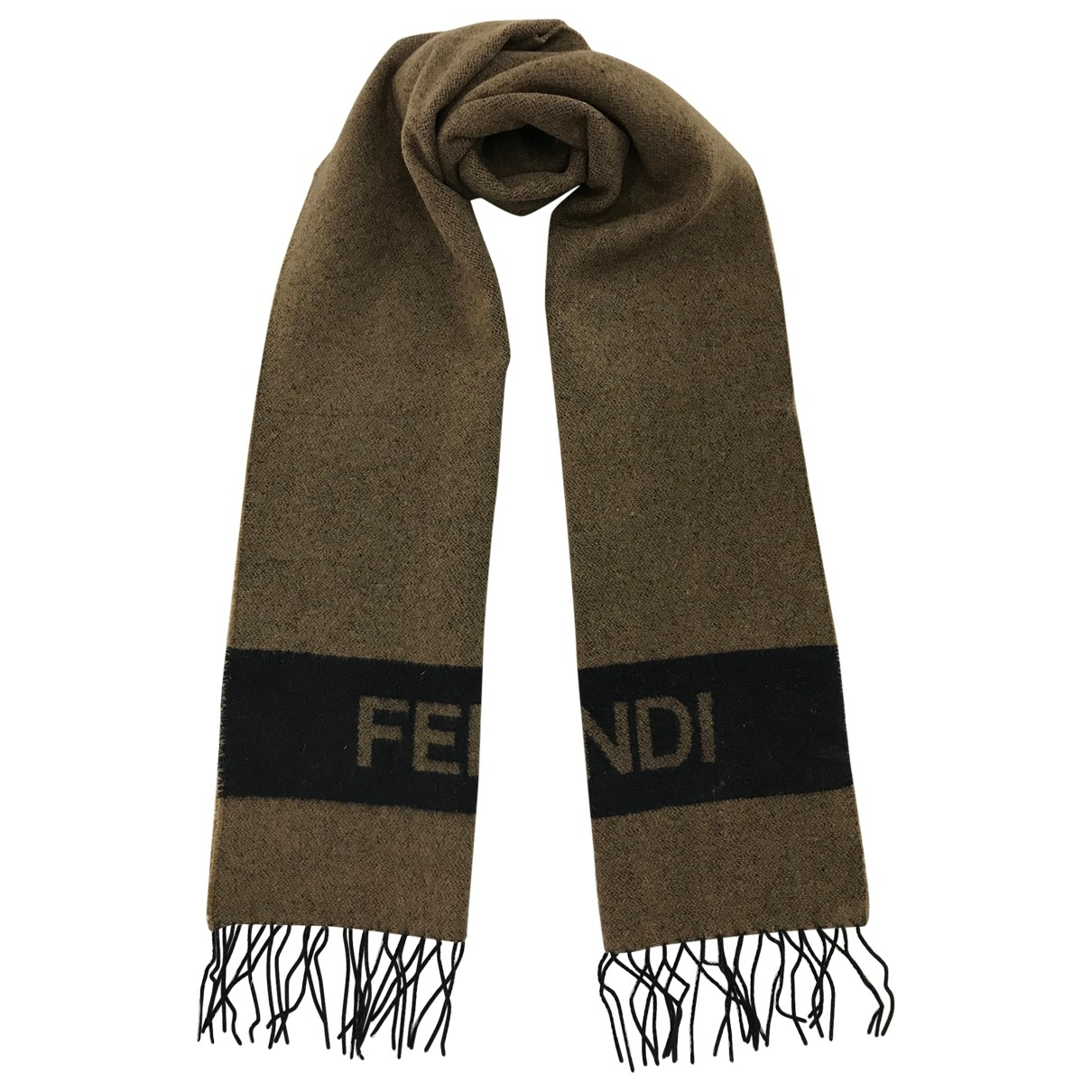 Fendi \N Schal in Wolle