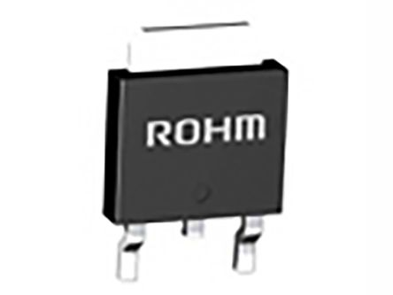 ROHM BD3650FP-ME2, LDO Voltage Regulator Controller, 300mA Adjustable, 4.9 → 5.1 V, ±2% 3 + Tab-Pin, DPAK (5)