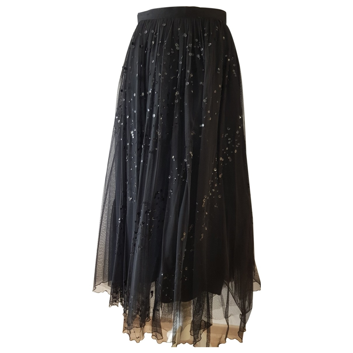Elegance Paris \N Black skirt for Women 40 FR