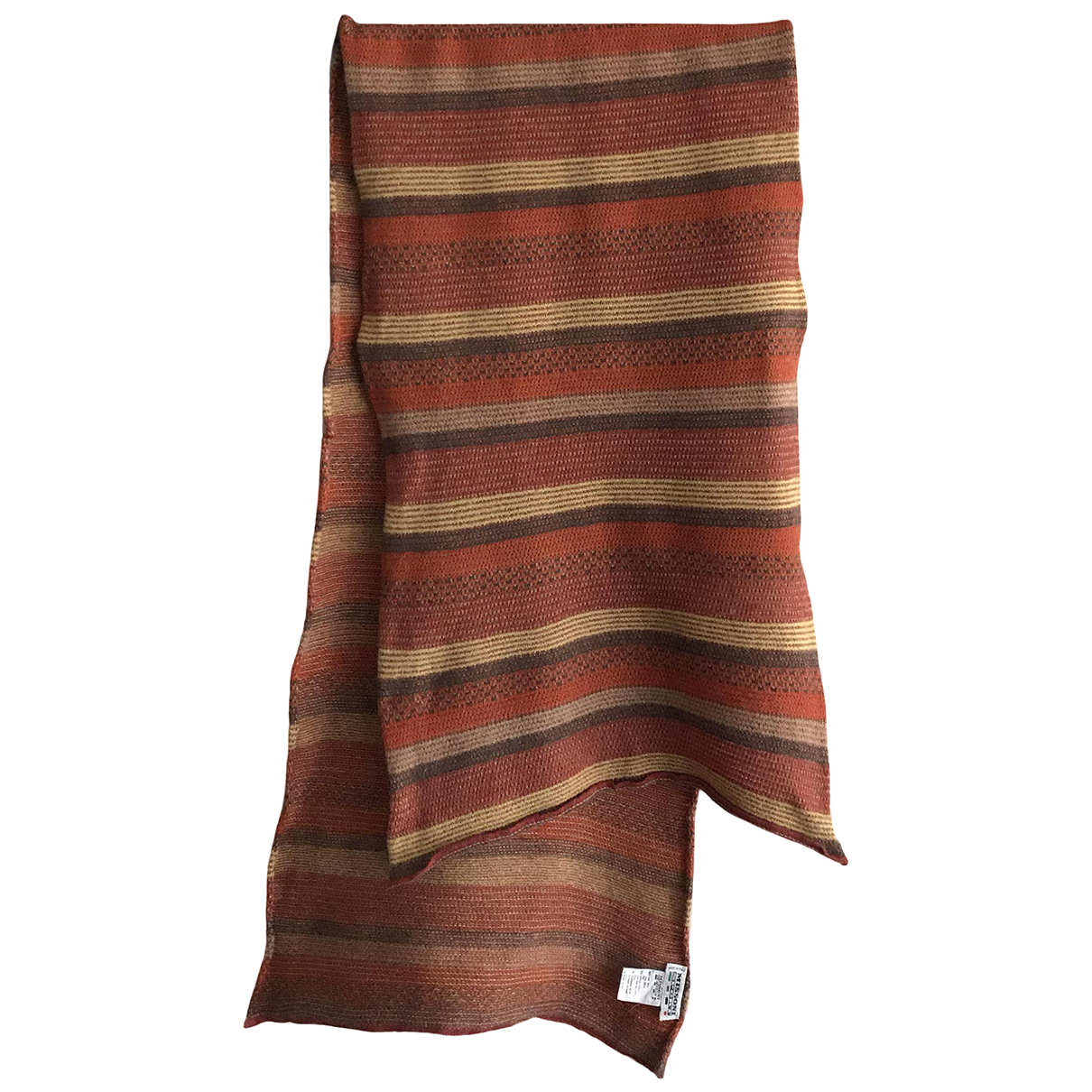 Missoni - Foulard   pour femme en laine - multicolore