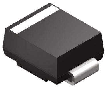 ON Semiconductor , 3.6V Zener Diode 5% 3 W SMT 2-Pin SMB (20)