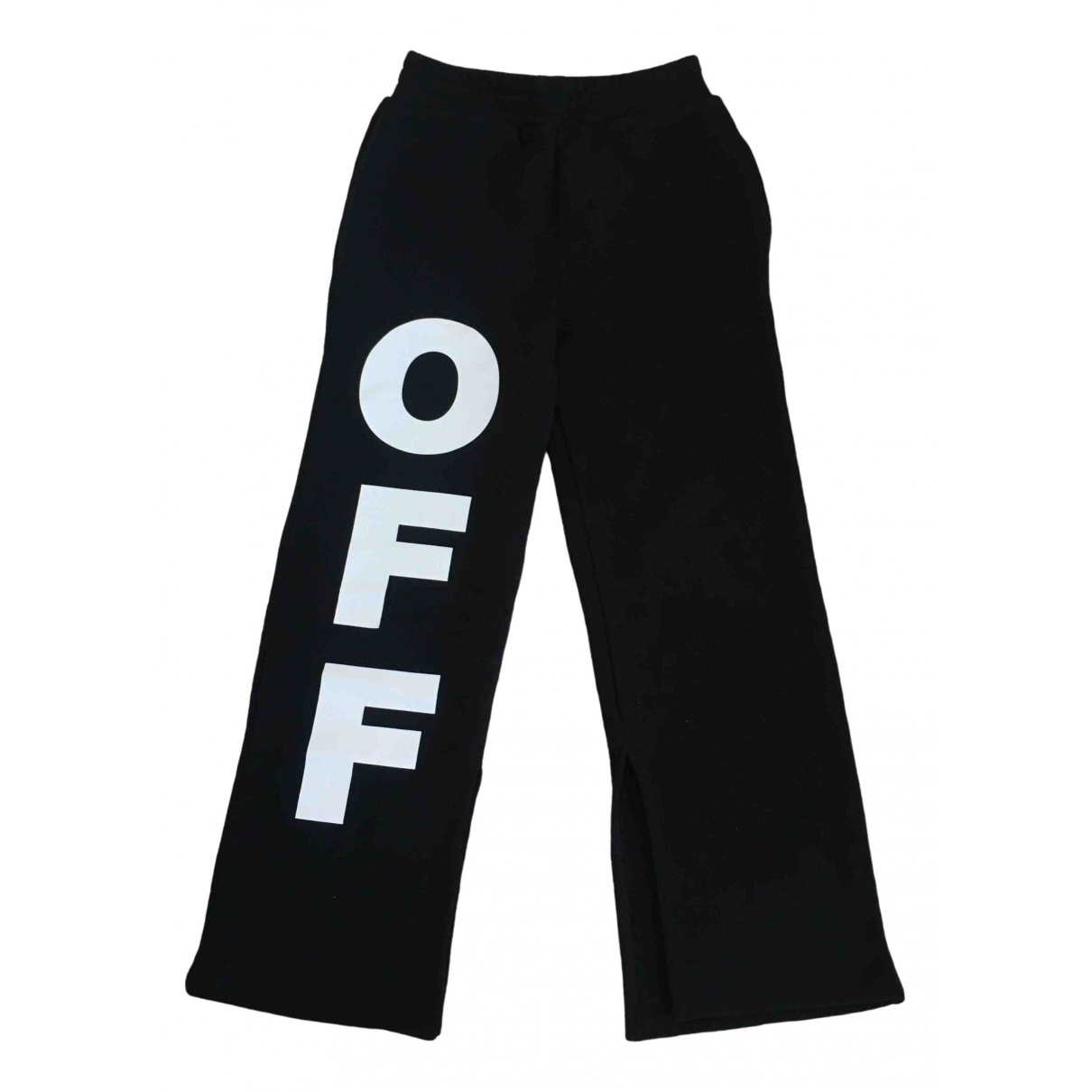 Pantalon recto Off-white