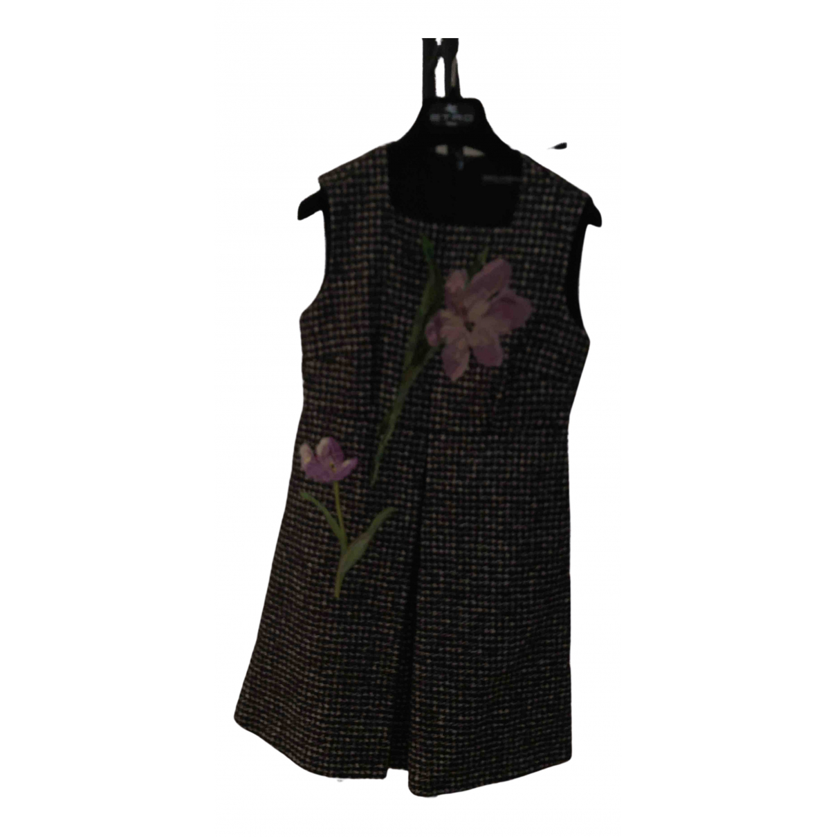 Dolce & Gabbana N Black Wool dress for Women 40 IT