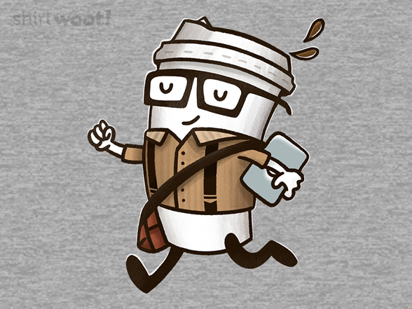 Coffee Shop Nomad T Shirt