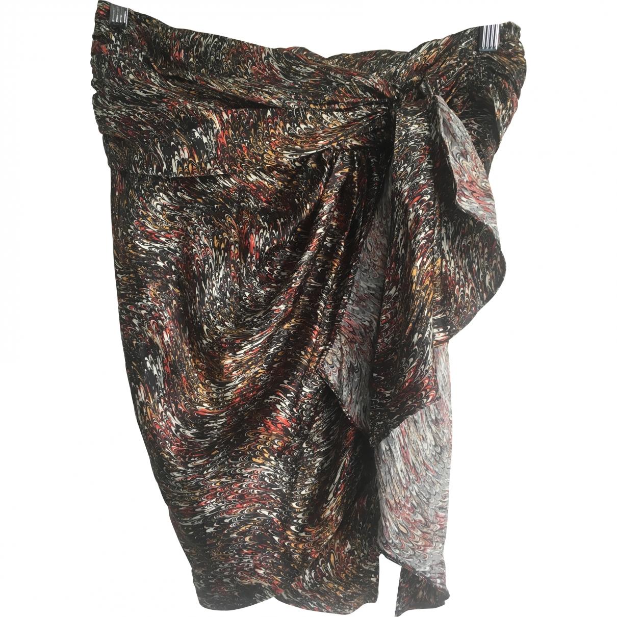 Isabel Marant Etoile \N Multicolour Silk skirt for Women 2 0-5