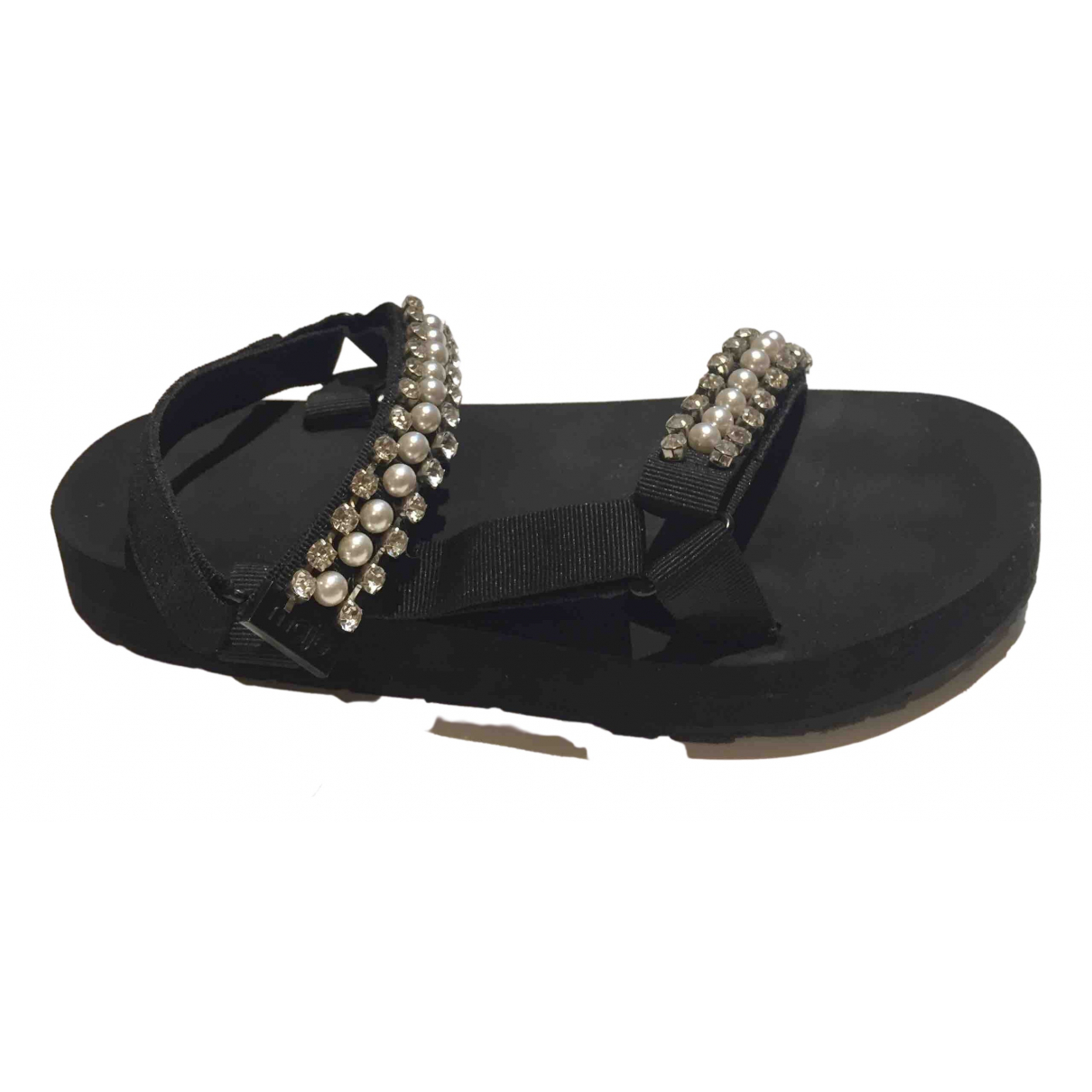 Maje Spring Summer 2020 Black Sandals for Women 39 EU