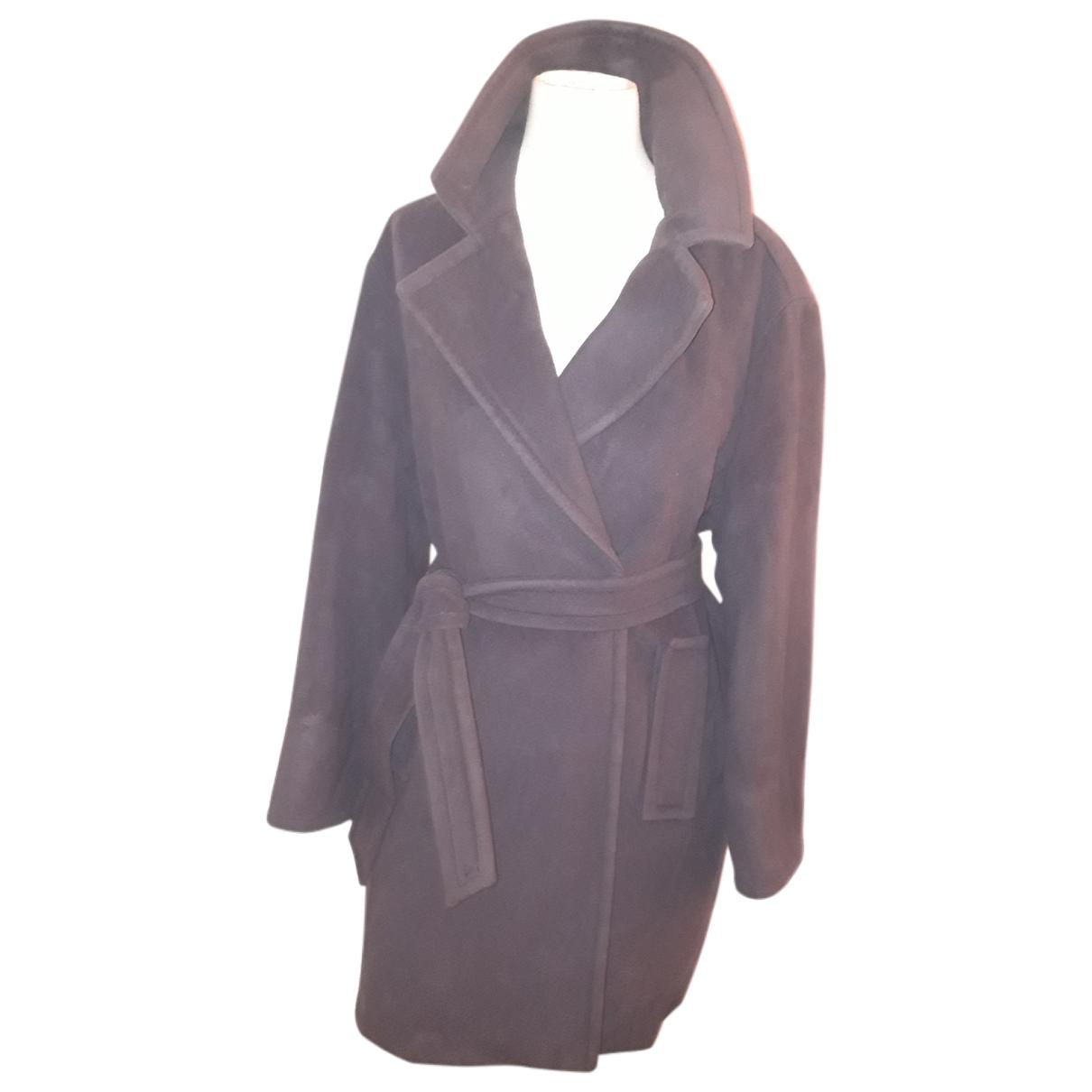 Georges Rech - Manteau   pour femme en laine - gris