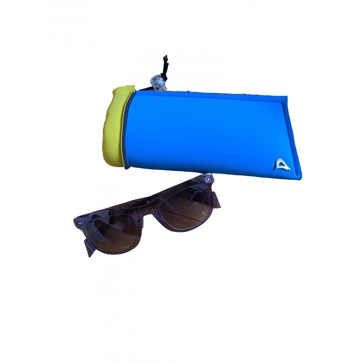 Dondup \N Purple Sunglasses for Women \N