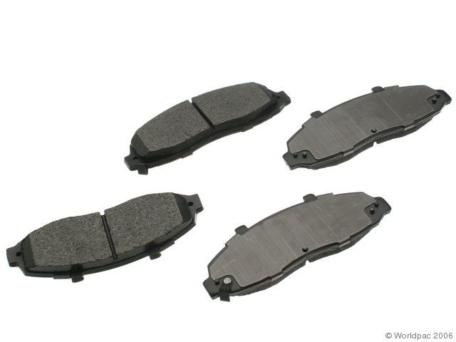 PBR Disc Brake Pad Ford F-150 Front