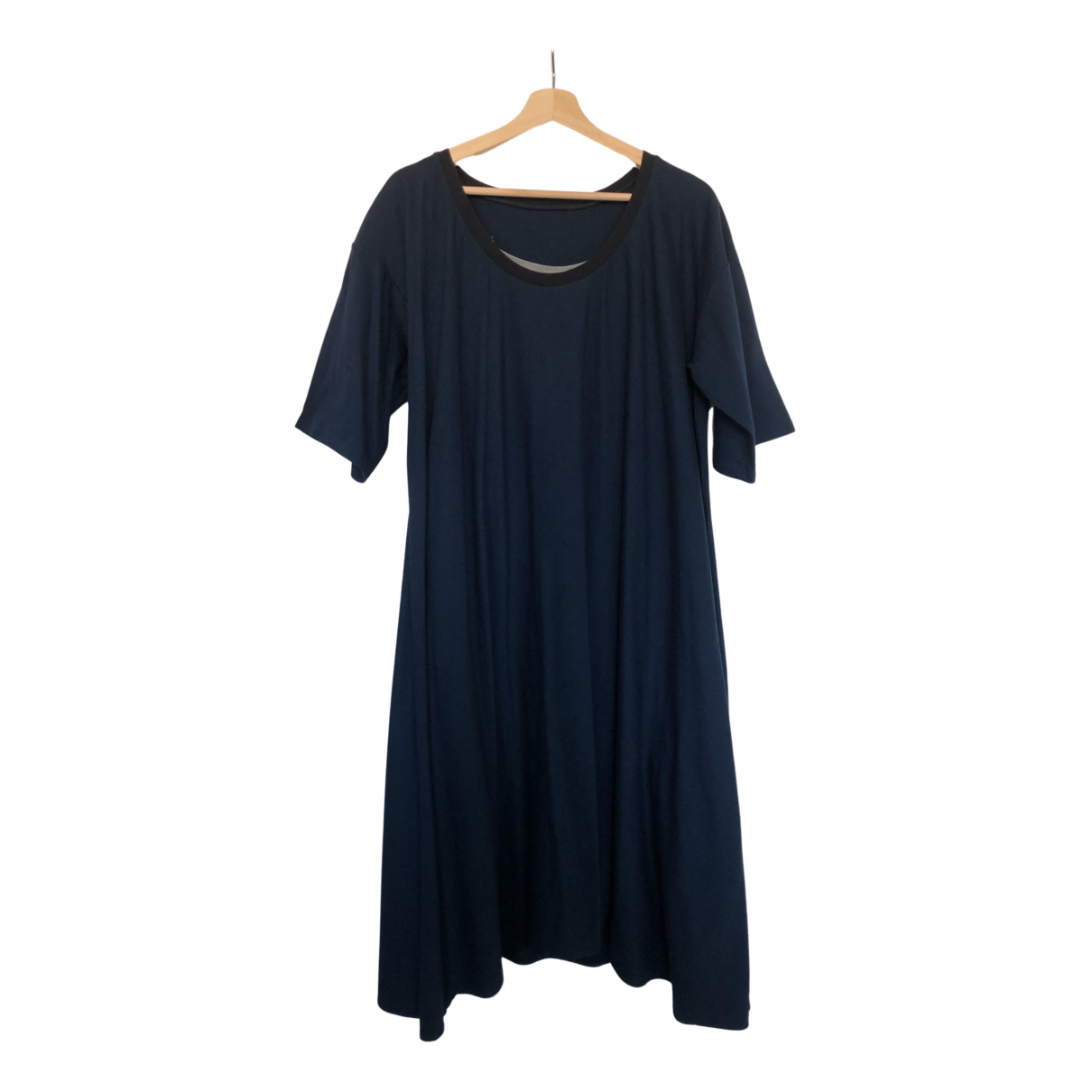 Bless \N Kleid in  Marine Baumwolle