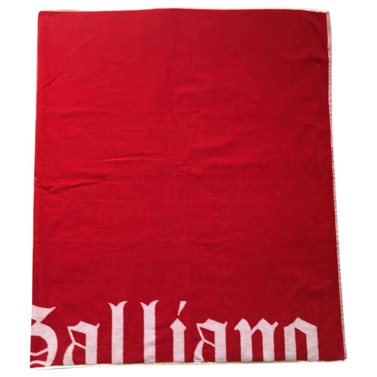Textil de hogar John Galliano