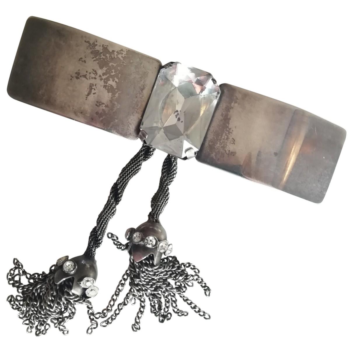 Sharra Pagano - Broche   pour femme en metal - argente