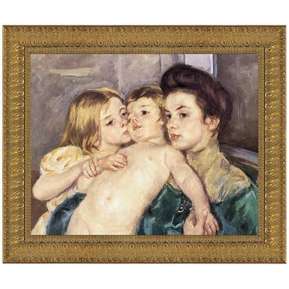 DA1741 17X15 Mother Sara And The Baby