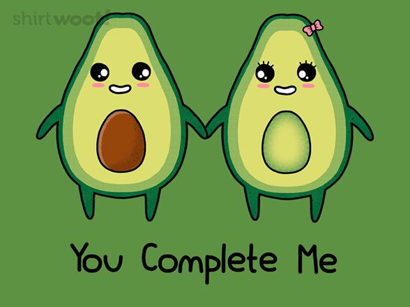 Avocado Love T Shirt
