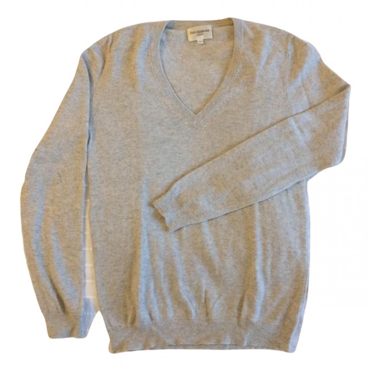 Eric Bompard \N Grey Cashmere Knitwear for Women 40 FR