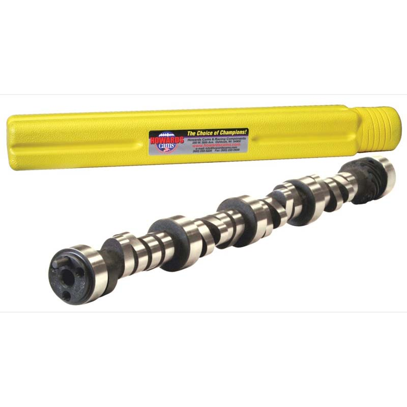 Hydraulic Roller Camshaft; 1987 - 1998 Chevy 305/350 2400 to 6400 Howards Cams 180635-10 180635-10