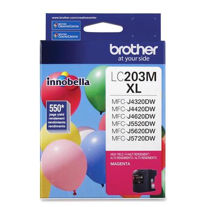 Brother MFC-J5620DW Original Magenta Ink Cartridge, High Yield