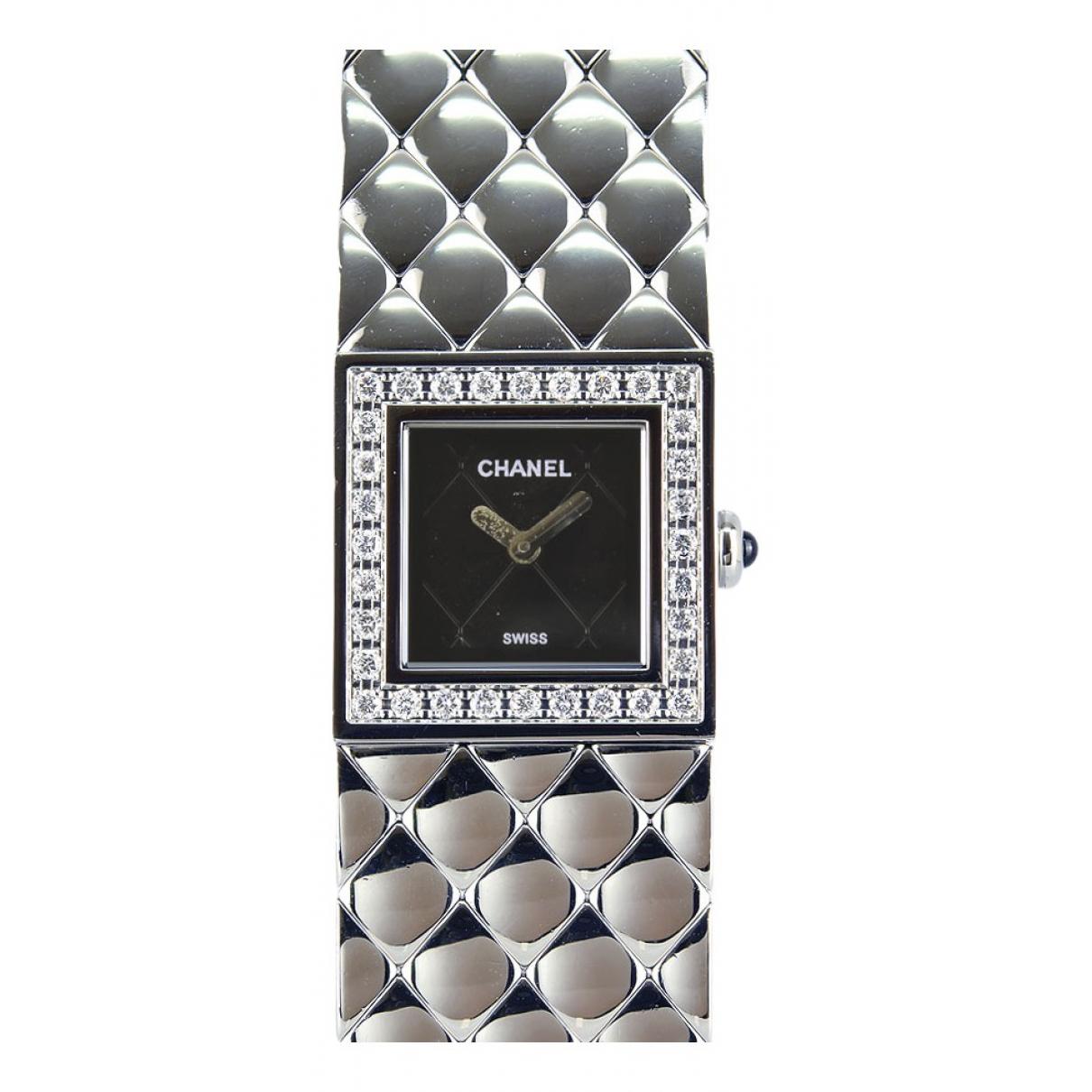 Reloj Matelassee Chanel