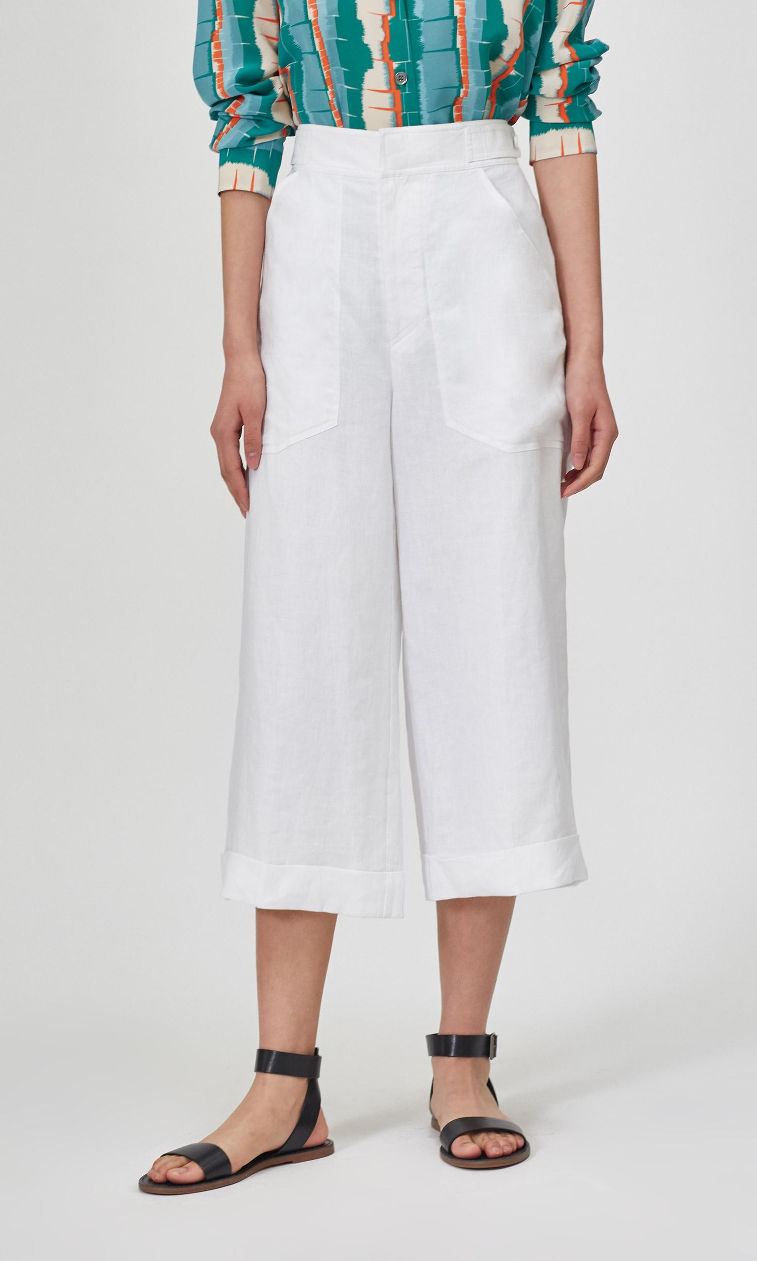 Kalil Linen Trouser by Equipment