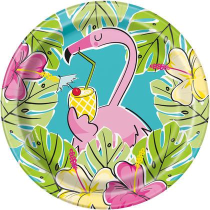 Summer Pineapple & Flamingo Round 7