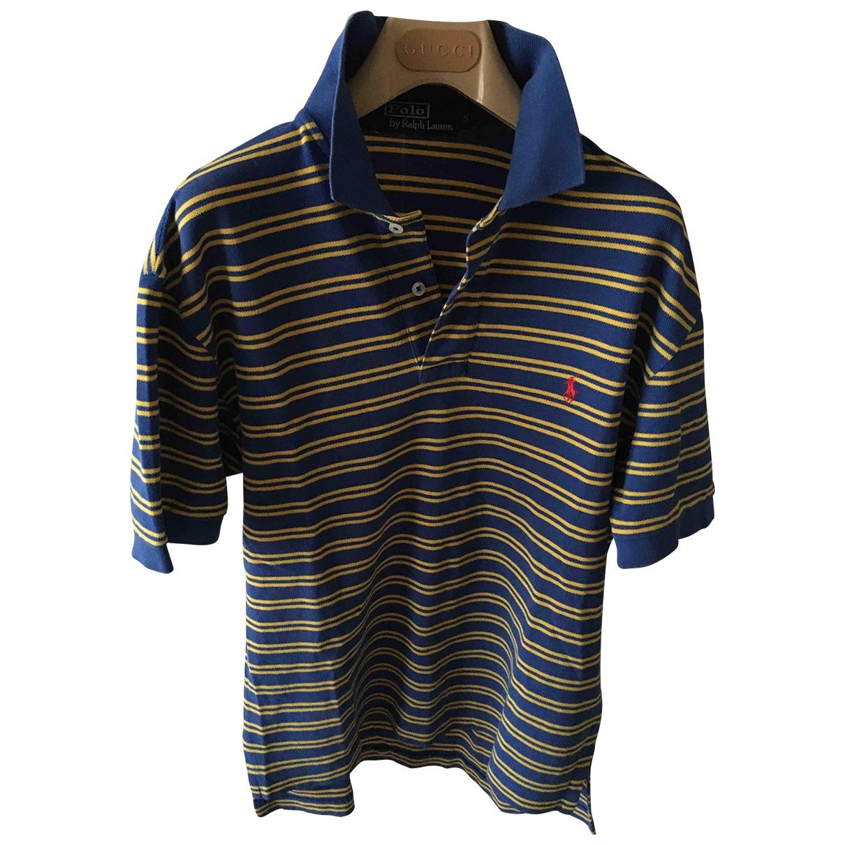 Polo Ralph Lauren \N Poloshirts in  Bunt Baumwolle