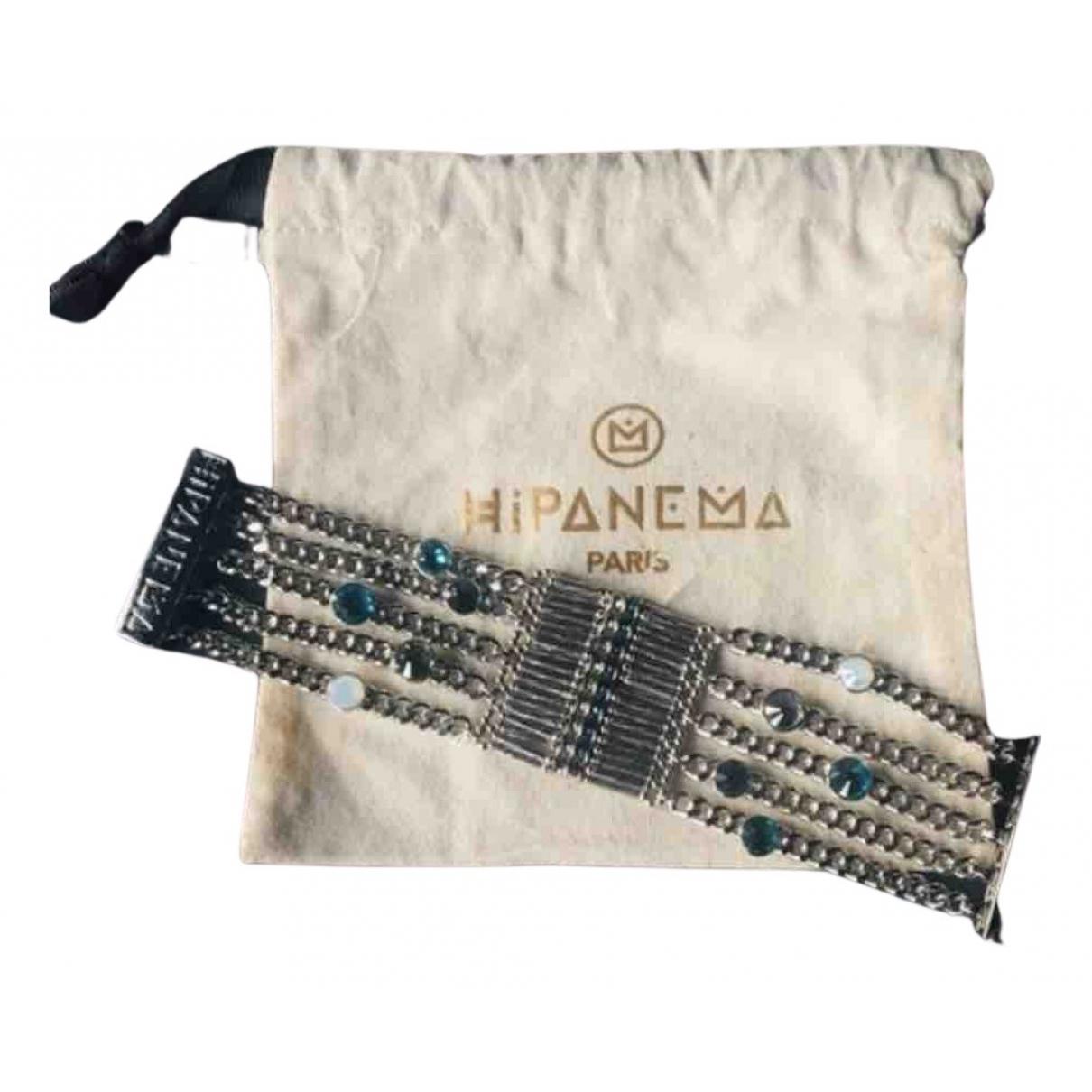 Hipanema - Bracelet   pour femme en acier - argente