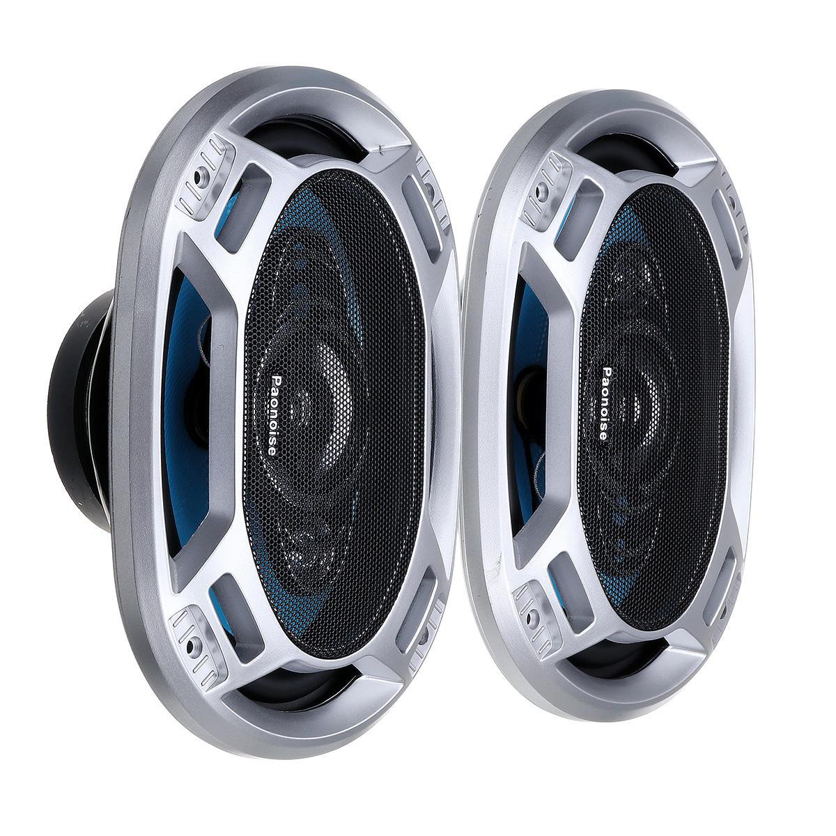 YQ-6908P 1000W 6x9 Pair Of Component Car Speaker Ring