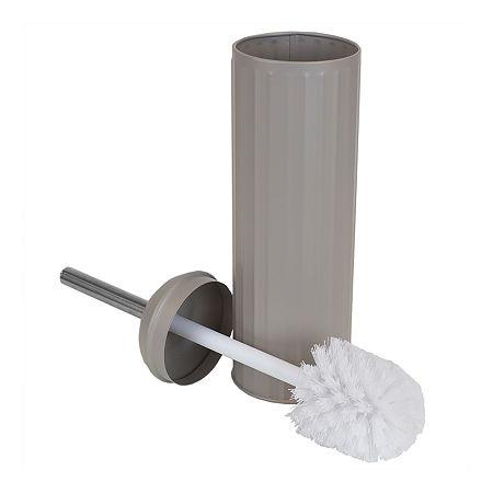 Home Basics Tan Toilet Brush, One Size , Brown