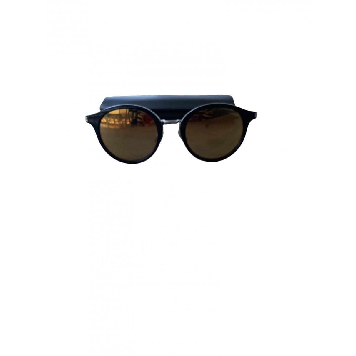 Saint Laurent \N Black Sunglasses for Men \N