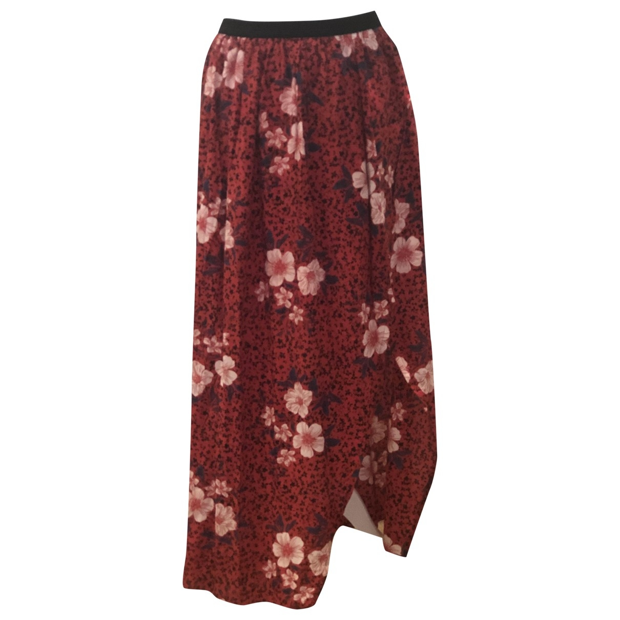 Zadig & Voltaire \N Silk skirt for Women 34 FR