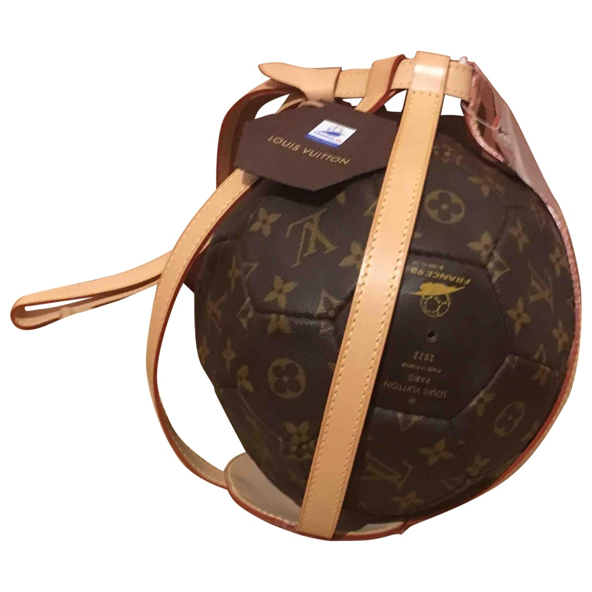 Louis Vuitton - Ballons   pour lifestyle en cuir - marron